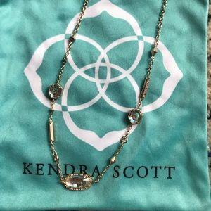 Kendra Scott Adjustable Custom Necklace